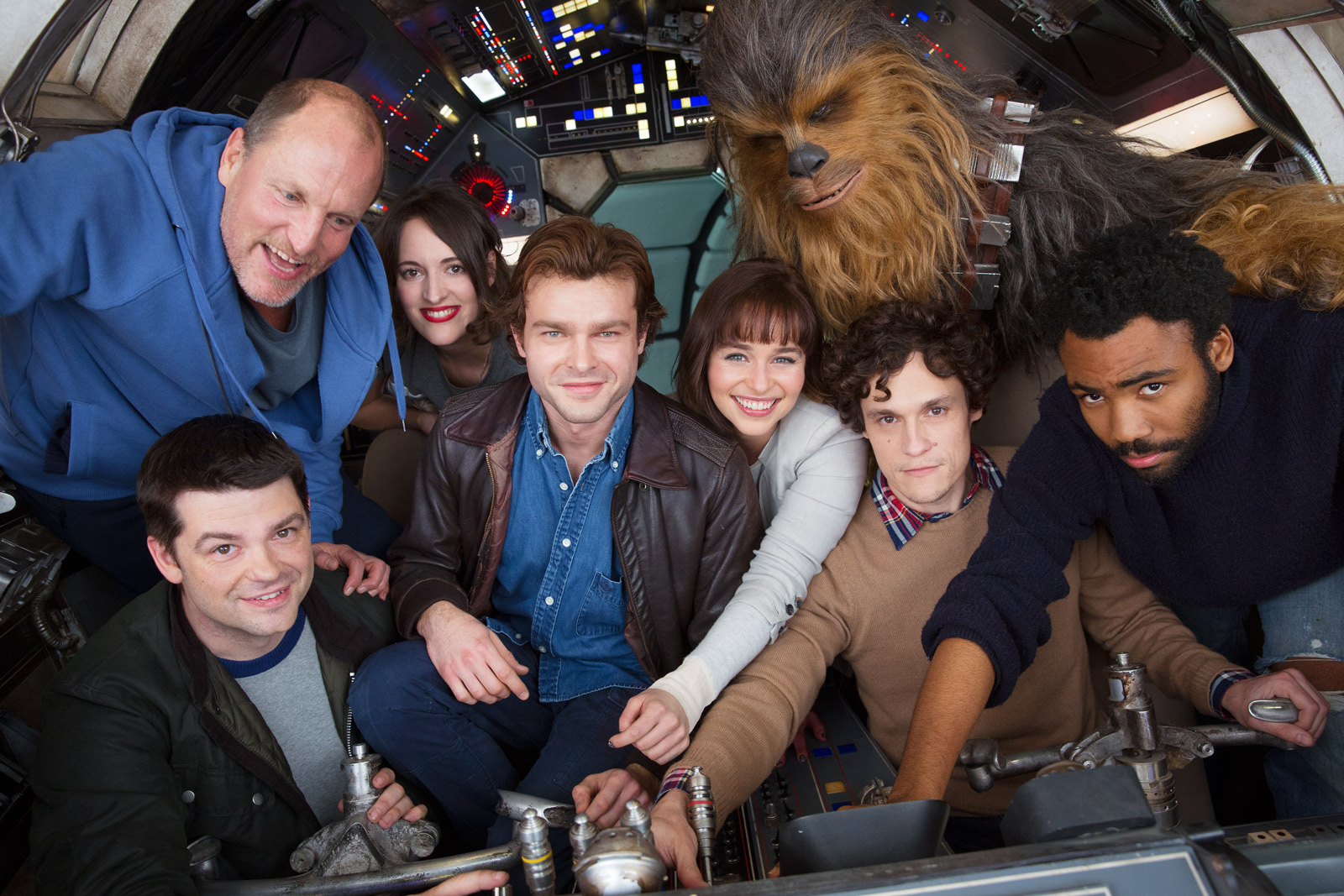 Han Solo 'Star Wars' Story Officially in Production
