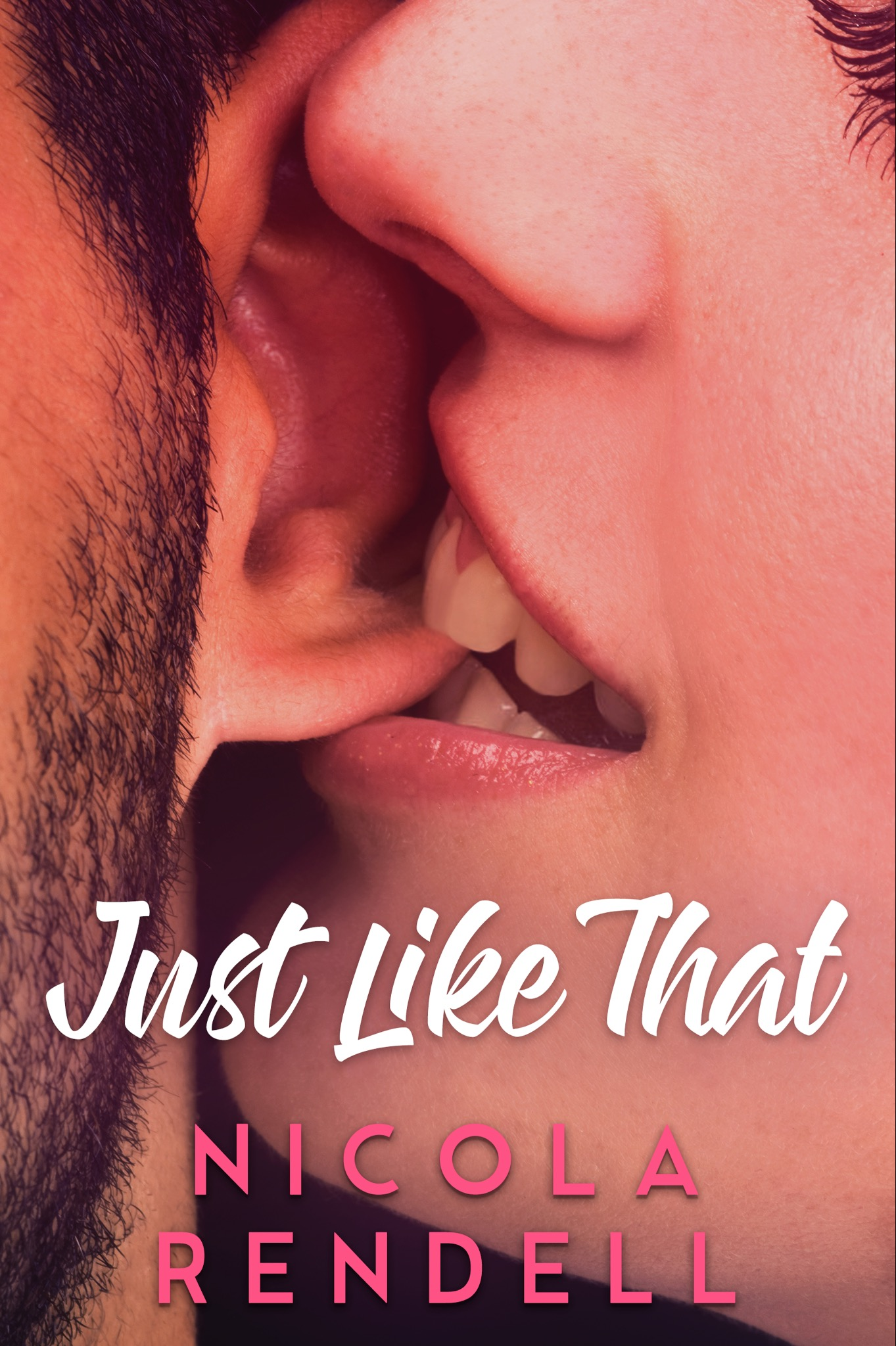 CHAPTER REVEAL: 'Just Like That' Nicola Rendell