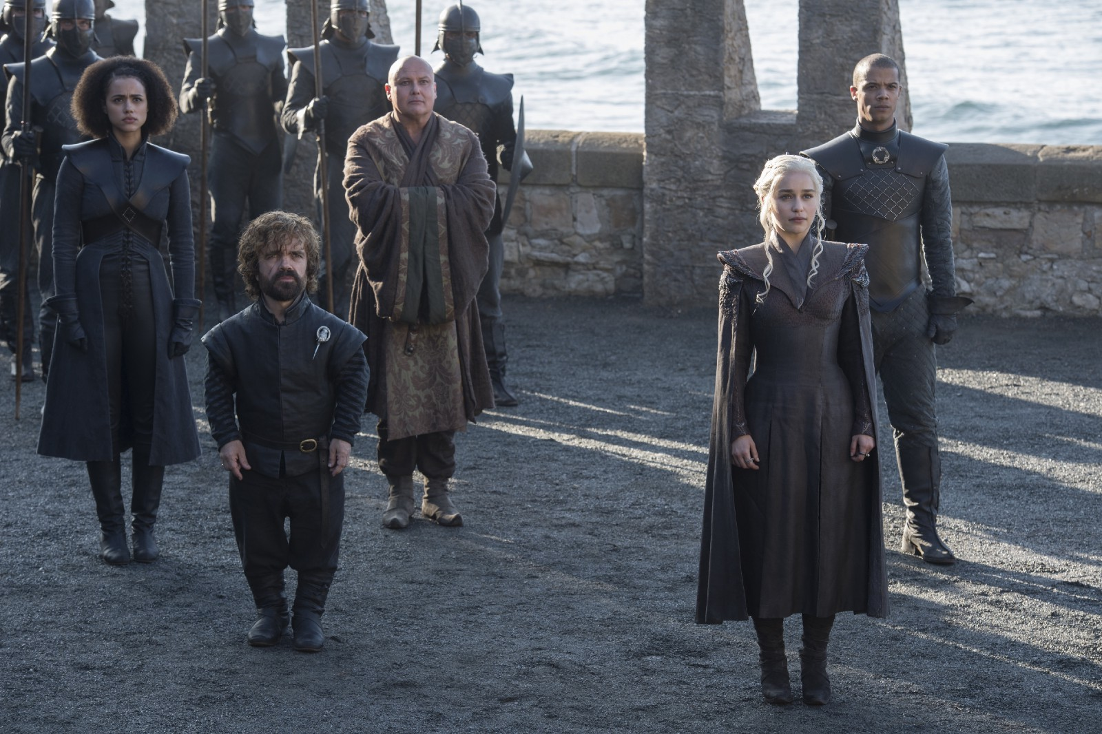 New Images from 'Game of Thrones' Season 7