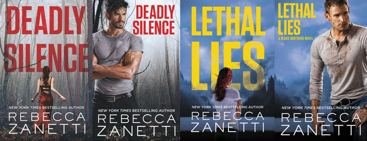 'Lethal Lies' by Rebecca Zanetti, Coming Soon
