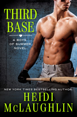 SPOTLIGHT/GIVEAWAY: 'Third Base' by Heidi McLaughlin