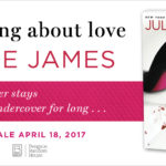 SPOTLIGHT: 'The Thing About Love' by Julie James