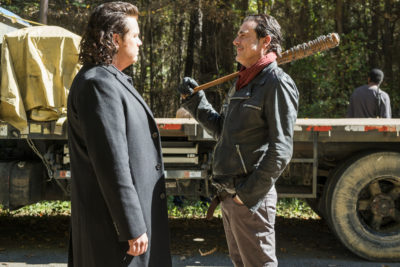 """PREVIEW: 'The Walking Dead' Season Seven, Episode Sixteen """"The First Day of the Rest of Your Life"""""""