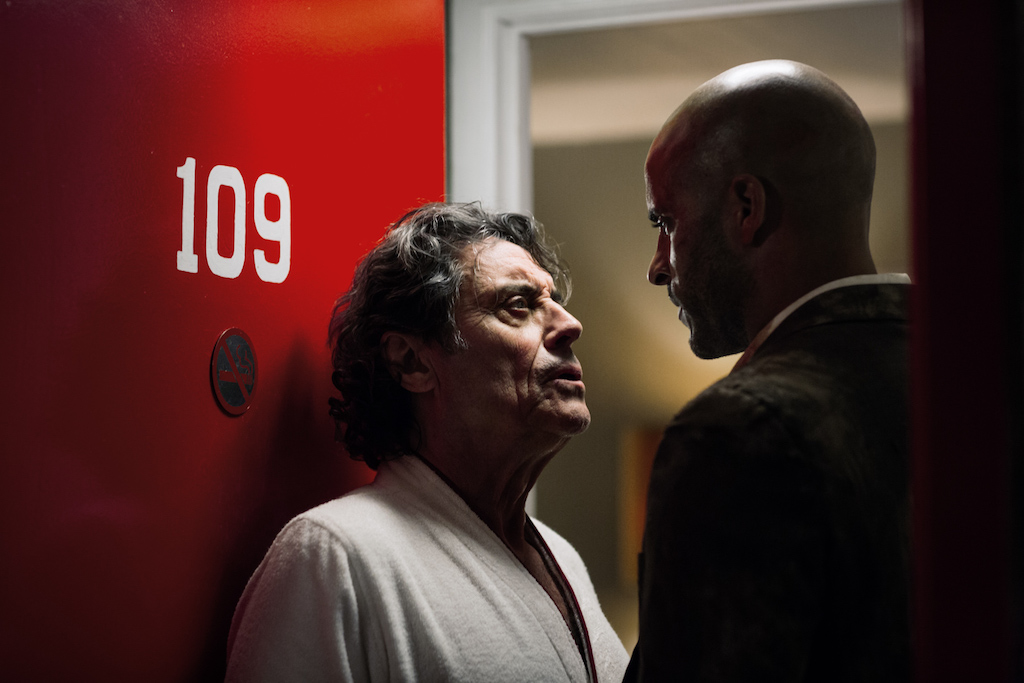 "PREVIEW: 'American Gods' Season 1 Premiere ""The Bone Orchard"""
