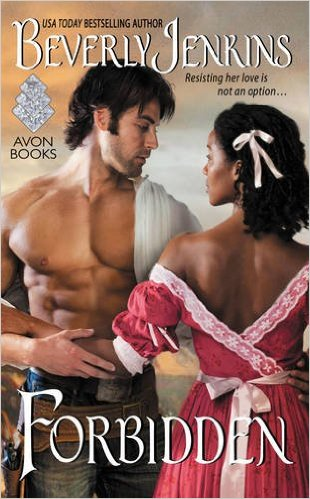 BOOK REVIEW: 'Forbidden' by Beverly Jenkins—4 Stars
