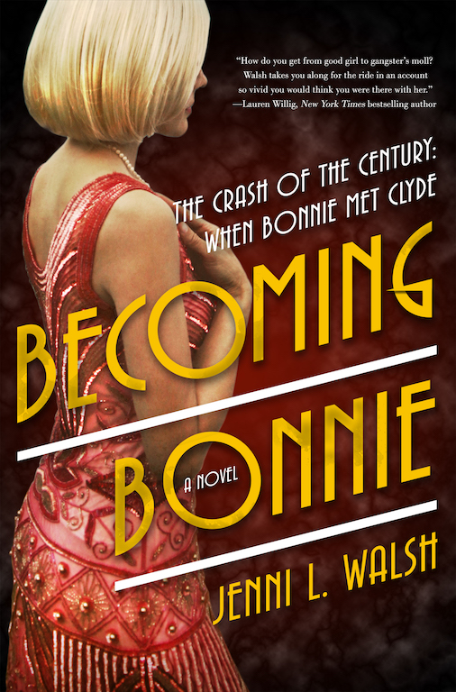 "SPOTLIGHT: 'Becoming Bonnie"" by Jenni L. Walsh"