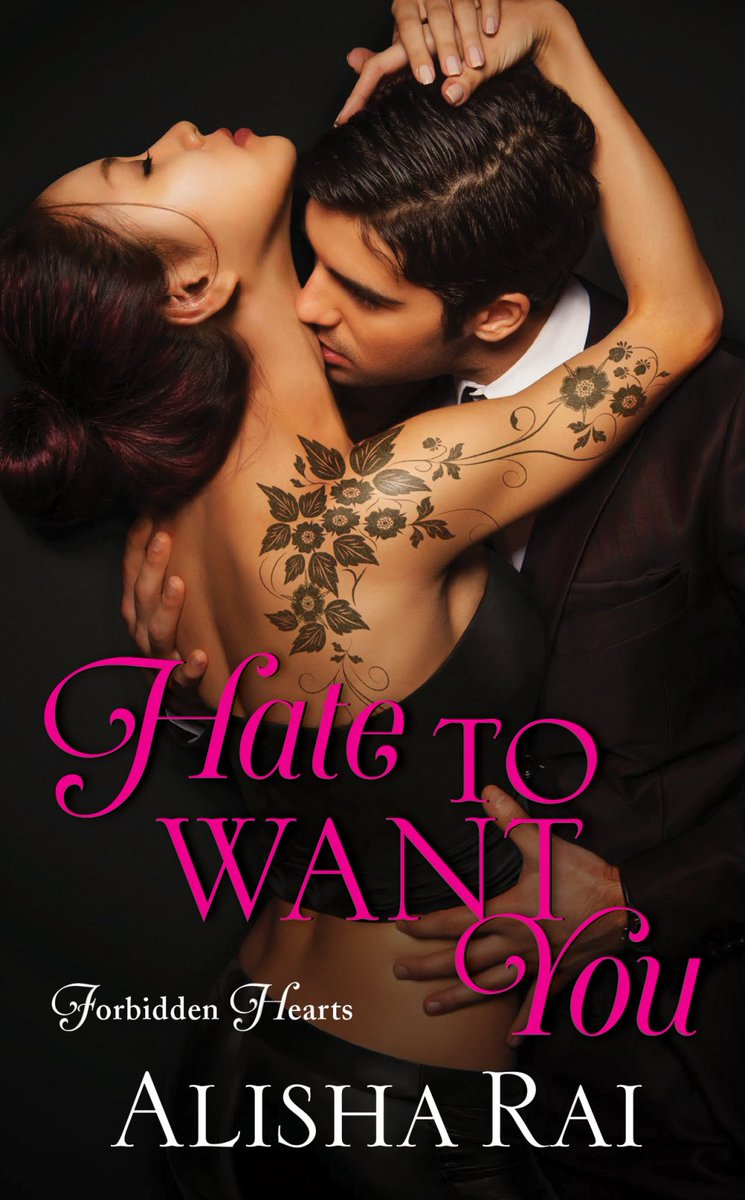 BOOK REVIEW: 'Hate to Want You' by Alisha Rai—5 Stars