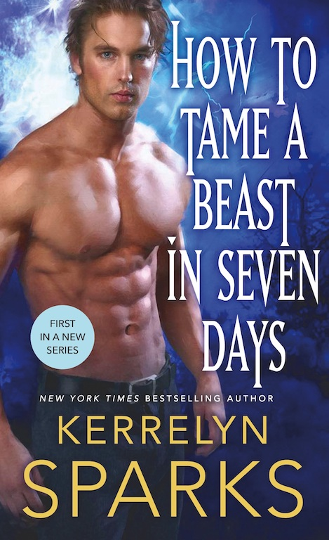 BOOK REVIEW: 'How to Tame a Beast in Seven Days' by Kerrelyn Sparks—4.5 Stars