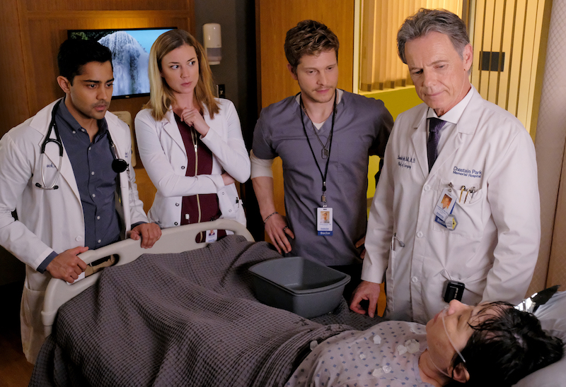 FOX Reveals 2017 - 2018 Primetime Schedule/The Resident