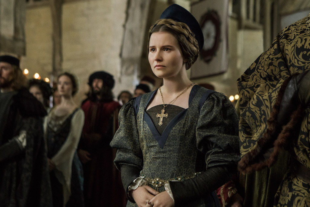 "PREVIEW: 'The White Princess' Season 1, Episode 7 ""Two Kings"""