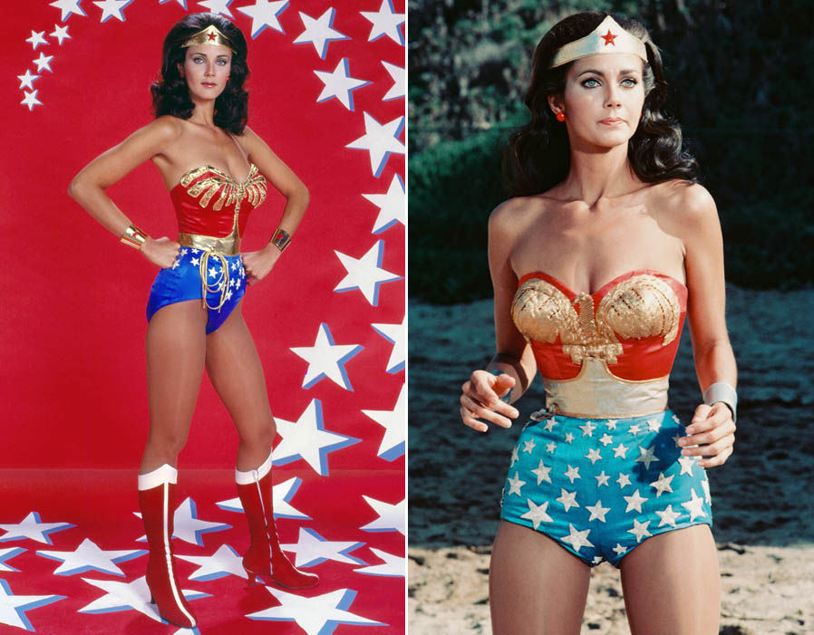 GUEST POST: 'Wonder Woman' Costuming