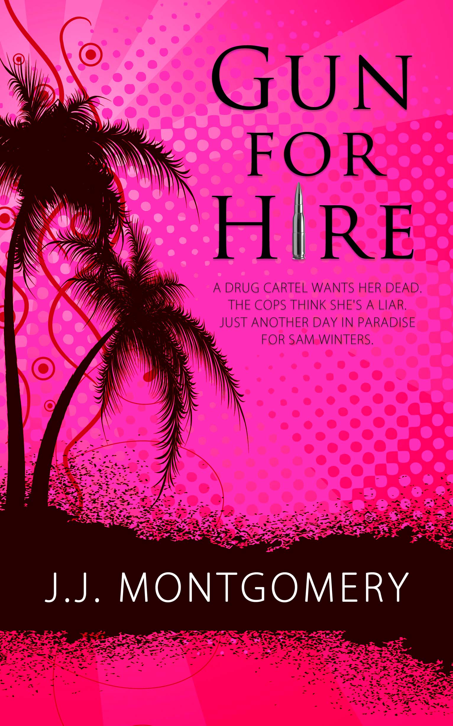 SPOTLIGHT/GIVEAWAY: 'Gun For Hire' by J.J. Montgomery