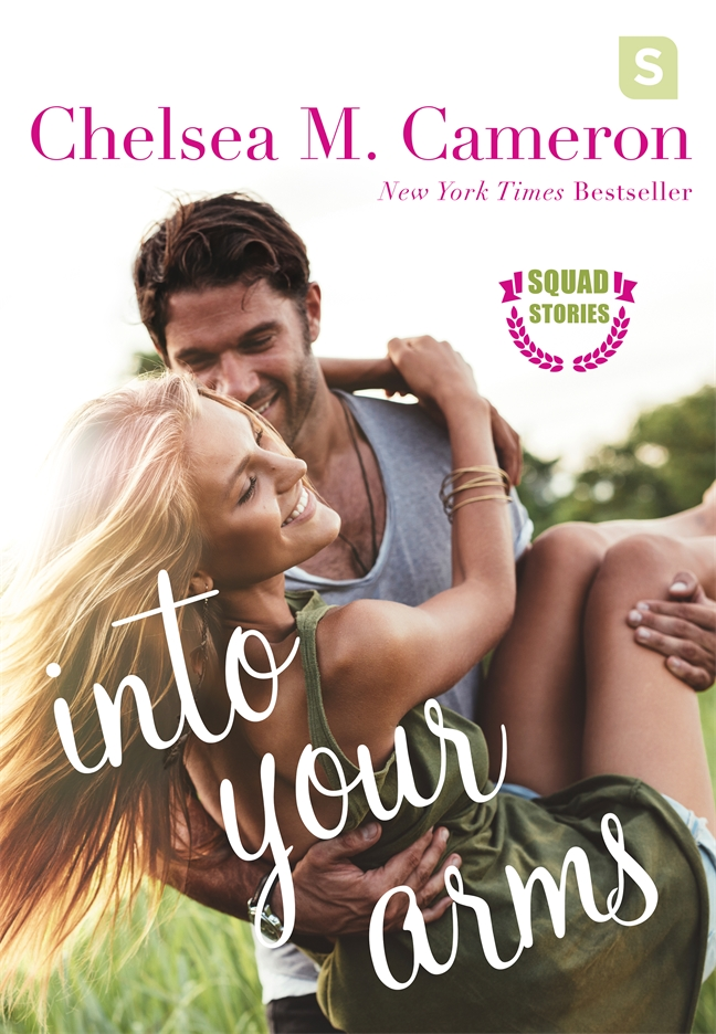SPOTLIGHT: 'Into Your Arms' by Chelsea M. Cameron