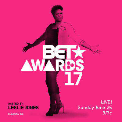 We So Nerdy Summer 2017 Preview; BET Awards 17 Key; Courtesy of BET Networks