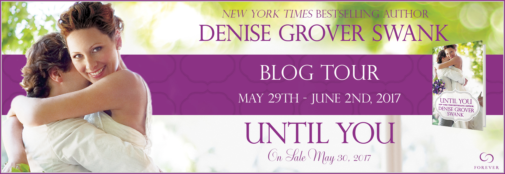 SPOTLIGHT/GIVEAWAY: 'Until You' by Denise Grover Swank
