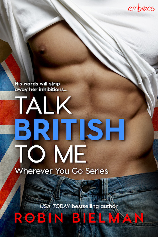 SPOTLIGHT: 'Talk British to Me' by Robin Bielman