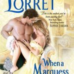 BOOK REVIEW: 'When a Marquess Loves a Woman' by Vivienne Lorret—4 Stars