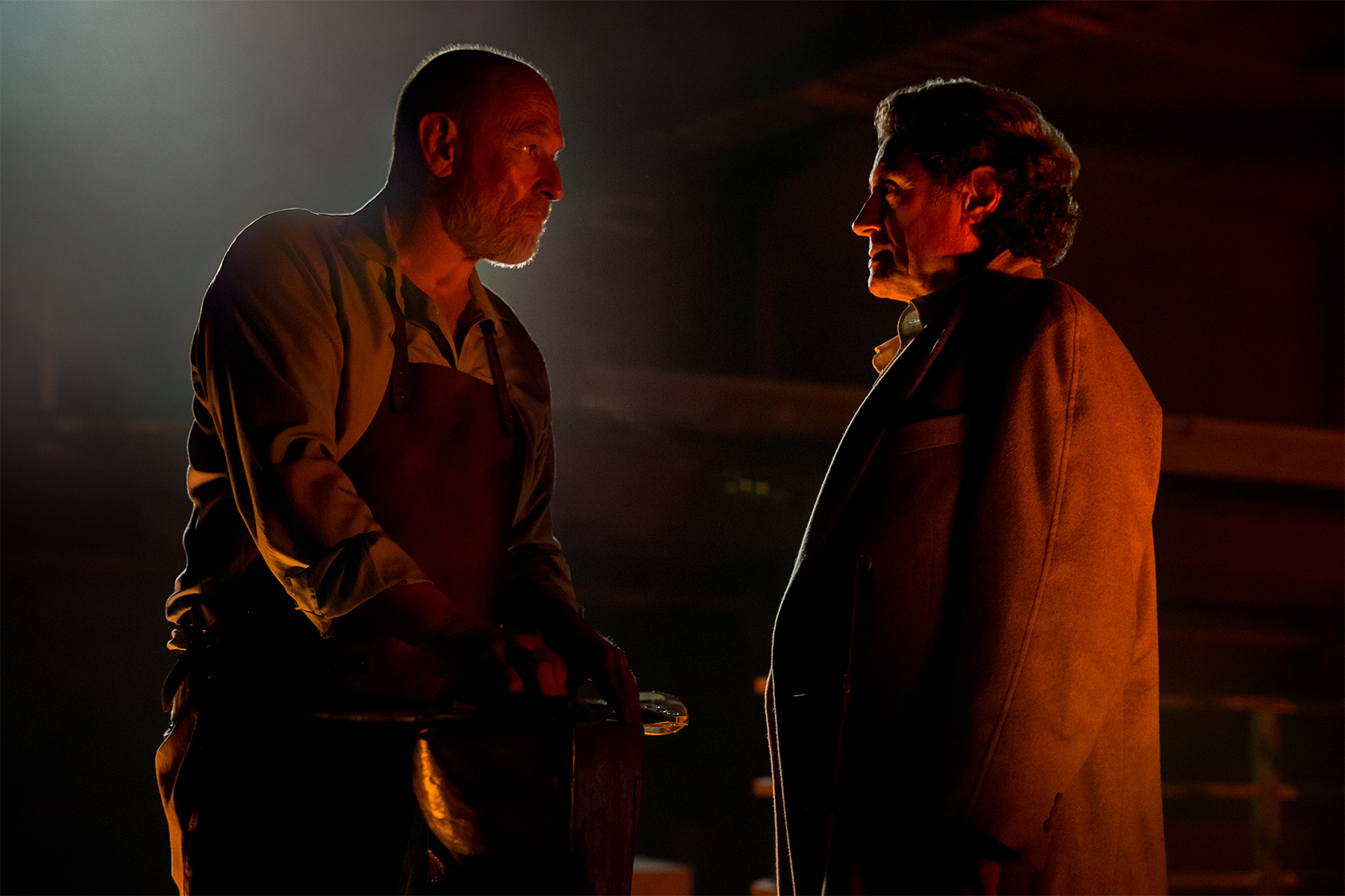 "RECAP: 'American Gods' Season 1, Episode 5 ""Lemon Scented You"""
