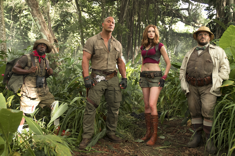 FIRST LOOK: 'Jumanji: Welcome to the Jungle', Coming December 2017
