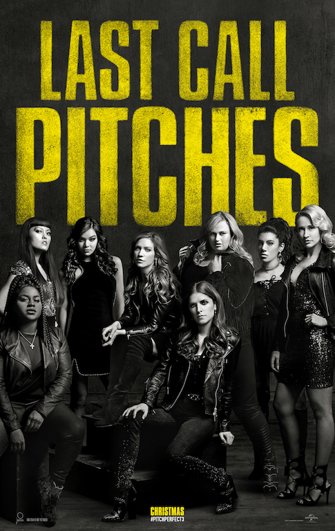 FIRST LOOK: New 'Pitch Perfect' 3 Trailer