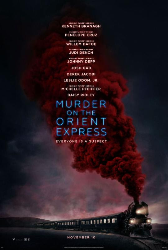 FIRST LOOK: 'Murder on the Orient Express'