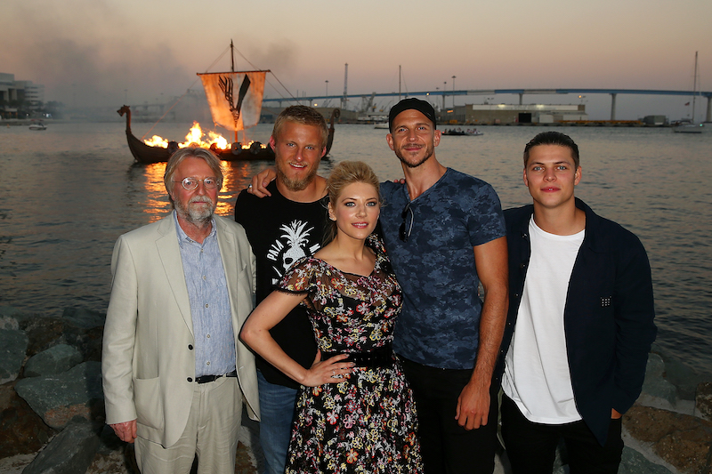 'Vikings' Sends Ragnar on EPIC Farewell at Comic-Con