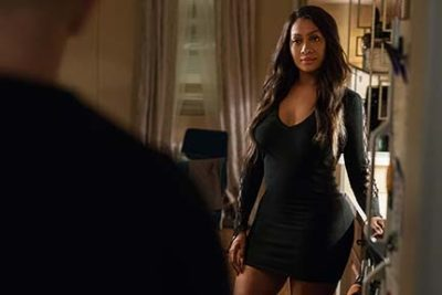 La La Anthony as LaKeisha Grant in Power Season 4; Courtesy of 2016 STARZ Entertainment, LLC