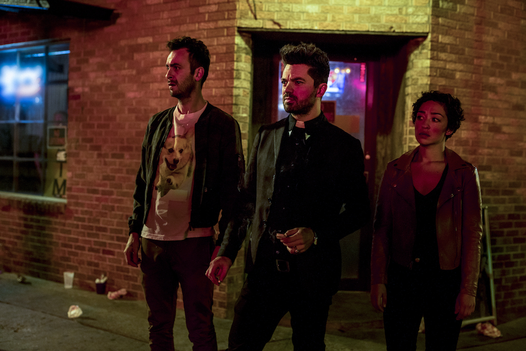 "RECAP: 'Preacher' Season Two, Episode Six ""Sokosha"""