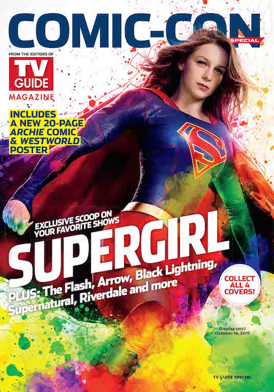 EW & TV Guide Reveal Special Comic-Con 2017 Issues
