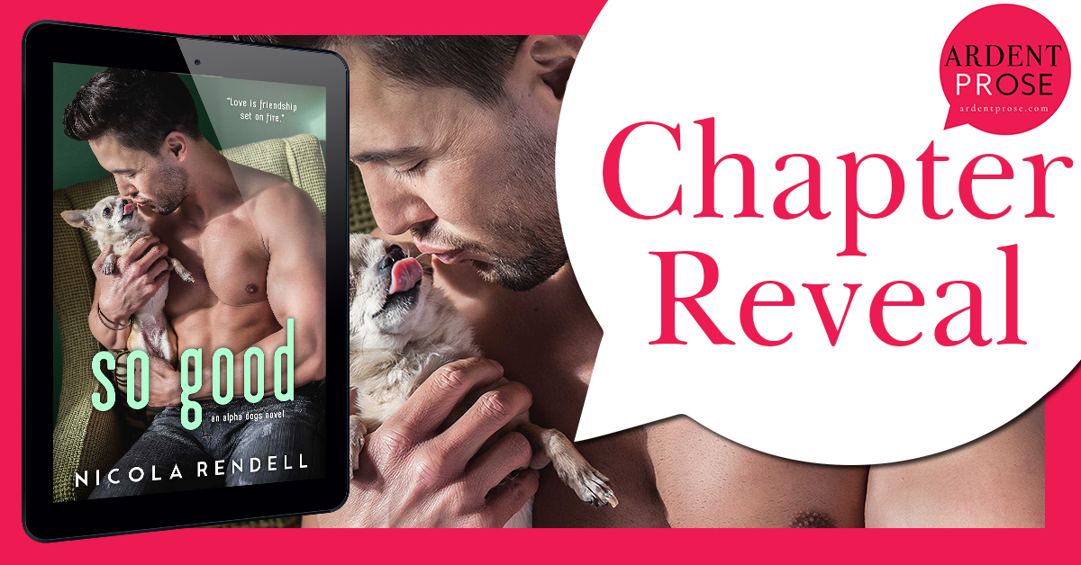 CHAPTER REVEAL: 'So Good' by Nicola Rendell