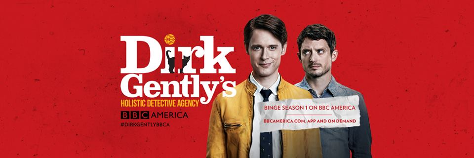 'Dirk Gently's Holistic Detective Agency' Brings Magic and Fun to SDCC