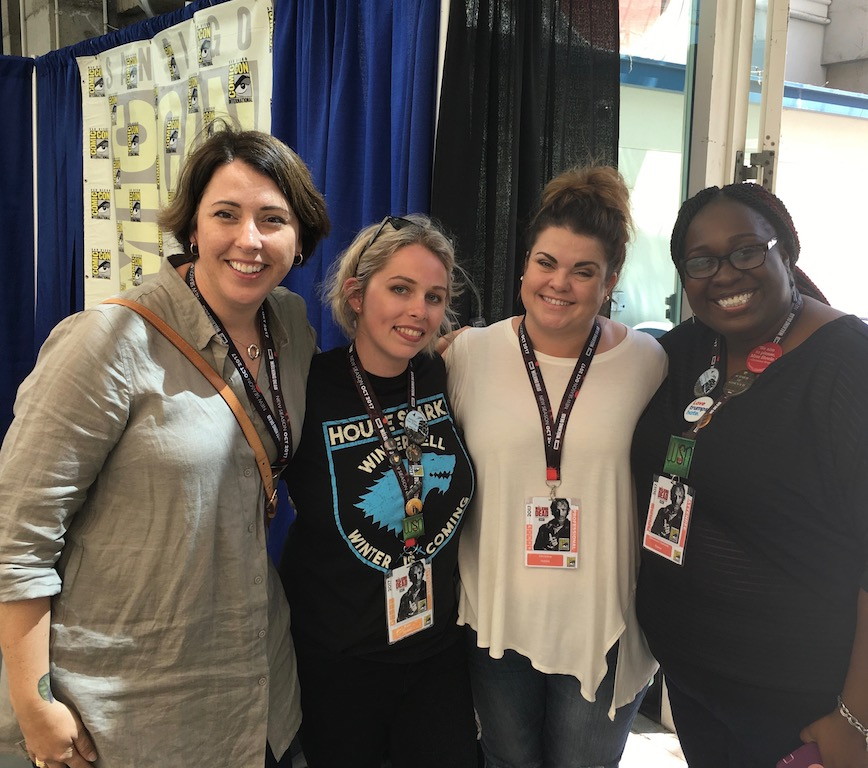 EXCLUSIVE: Interview with Christina Lauren from Comic-Con 2017
