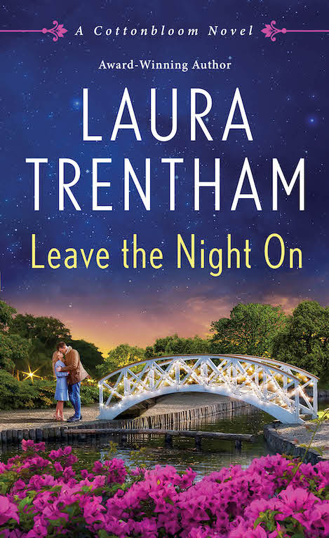 "SPOTLIGHT: 'Leave the Night On"" by Laura Trentham"