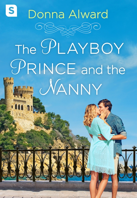 SPOTLIGHT: 'The Playboy Prince and the Nanny' by Donna Alward