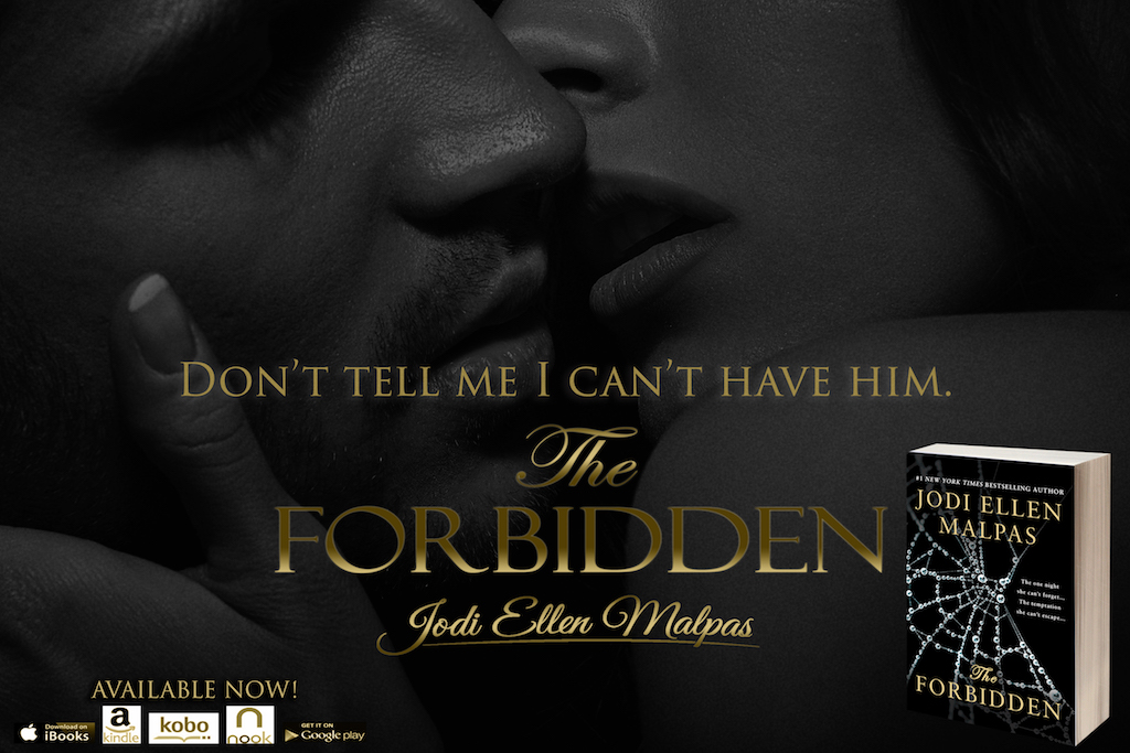 SPOTLIGHT/GIVEAWAY: 'The Forbidden' by Jodi Ellen Malpas