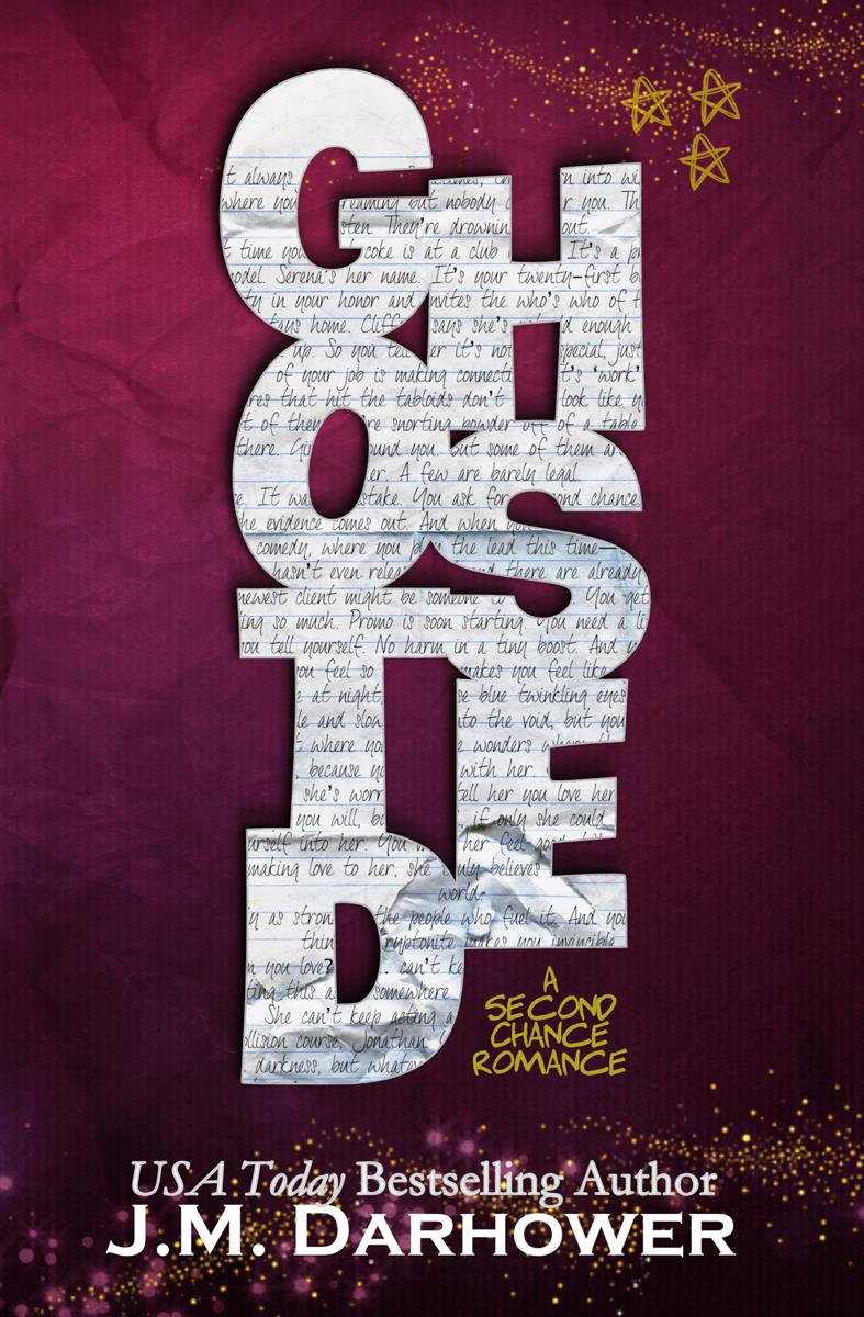 BOOK REVIEW: 'Ghosted' by J.M. Darhower—4.5 Stars