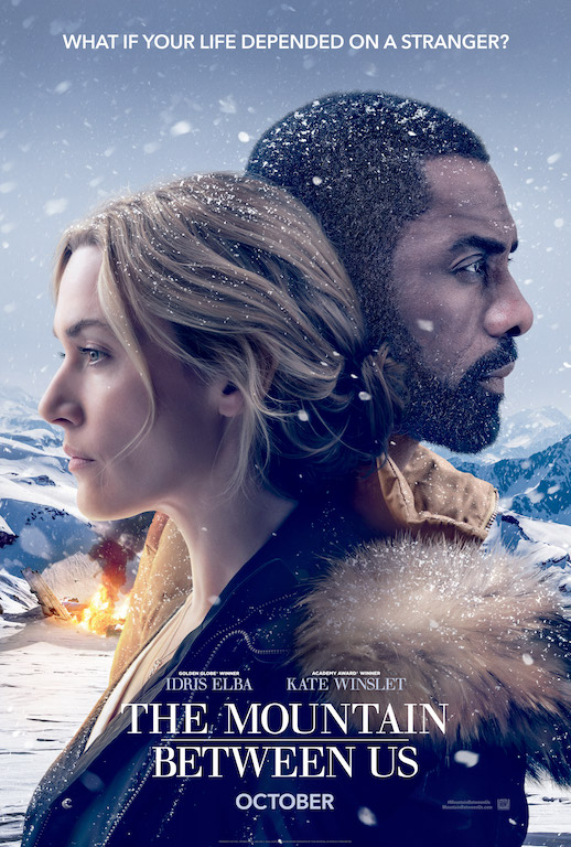 First Clip from 'The Mountain Between Us'