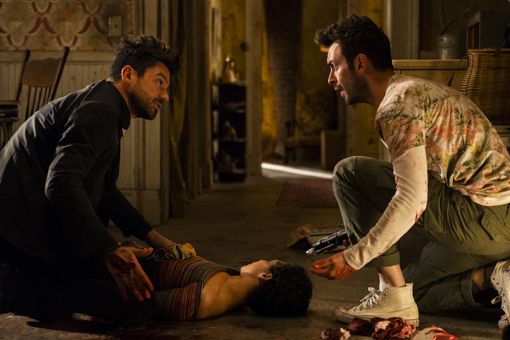 "RECAP: 'Preacher' Season Two Finale ""The End of the Road"" & SDCC Insights"