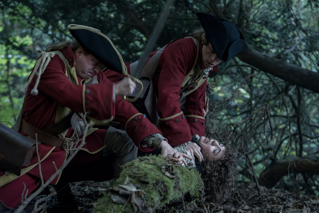 "RECAP: 'Outlander' Season 3, Episode 2 ""Surrender"""