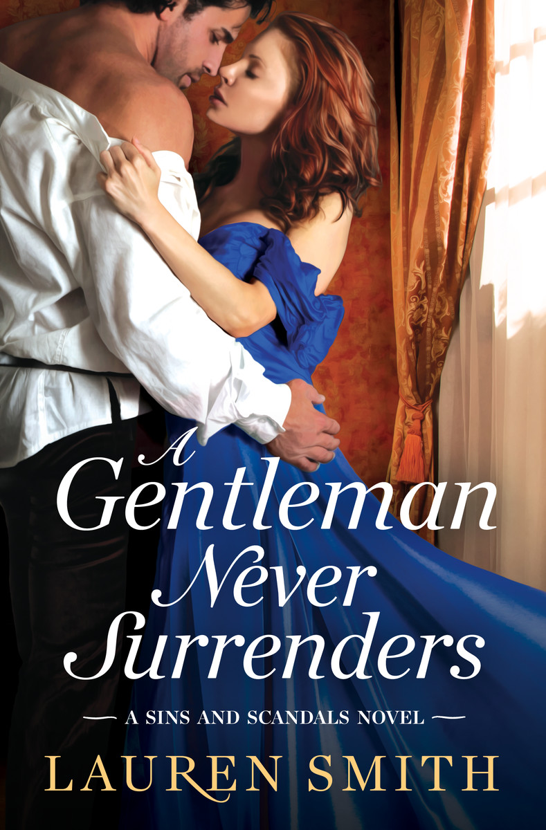 SPOTLIGHT/GIVEAWAY: 'A Gentleman Never Surrenders' by Lauren Smith