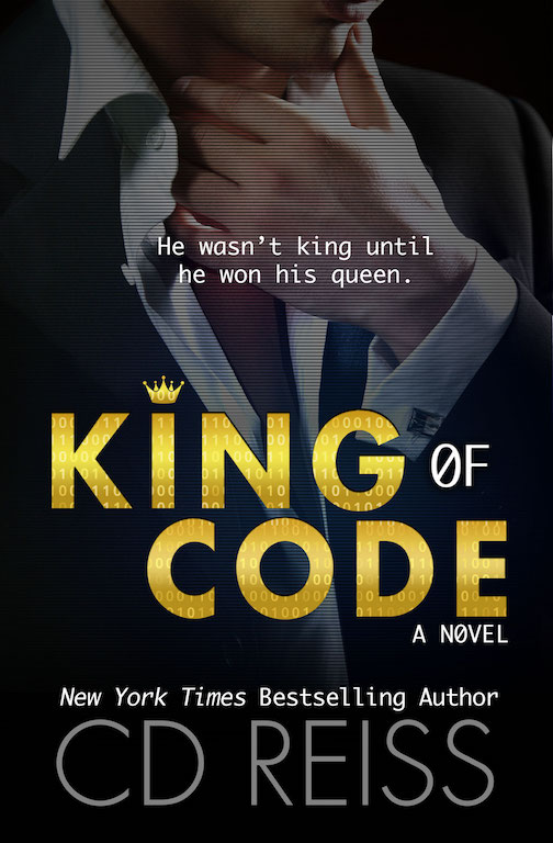 SPOTLIGHT: 'King of Code' by CD Reiss