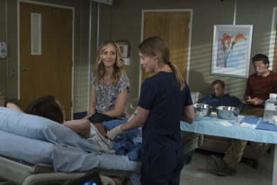 RECAP: Grey's Anatomy Season 14 Premiere