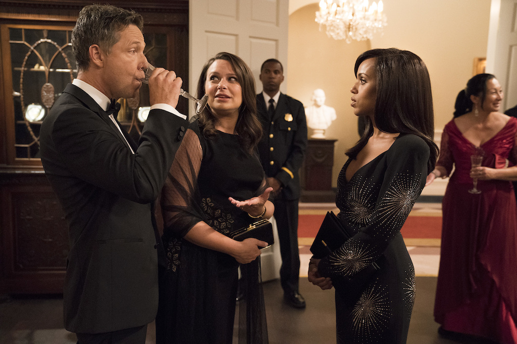 "RECAP: 'Scandal' Season 7, Episode 2 ""Pressing the Flesh"""