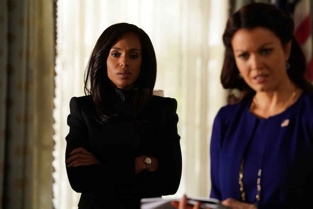 "RECAP: 'Scandal' Season 7, Episode 4 ""Lost Girls"""