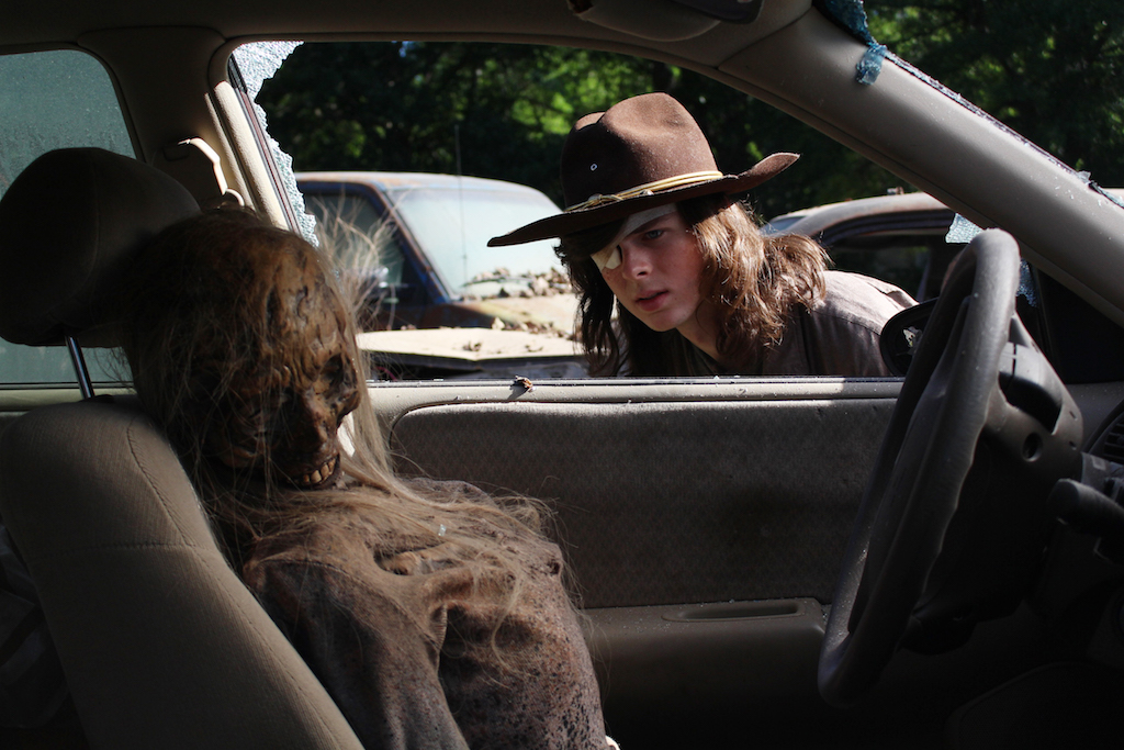 Photo Credit: Greg Nicotero/AMC