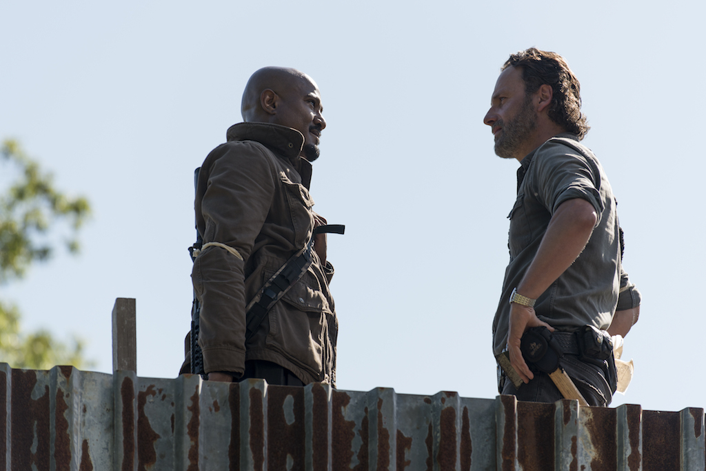 All Out War is Coming on 'The Walking Dead'. Here's What You Should Know About Season Eight!