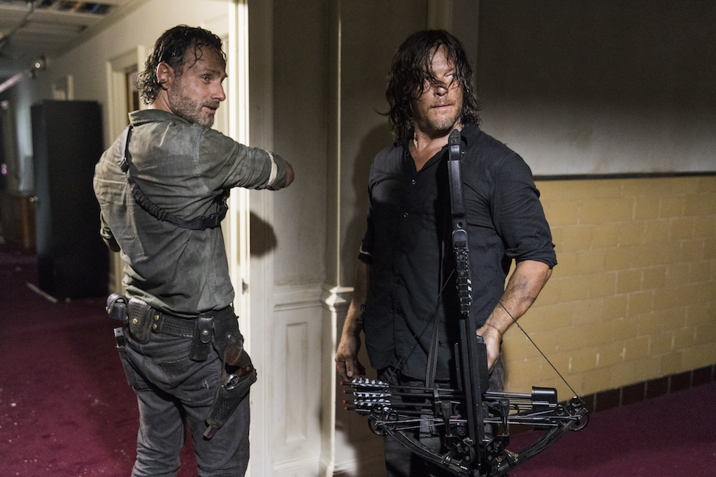 "RECAP: 'The Walking Dead' Season Eight, Episode Two ""The Damned"""