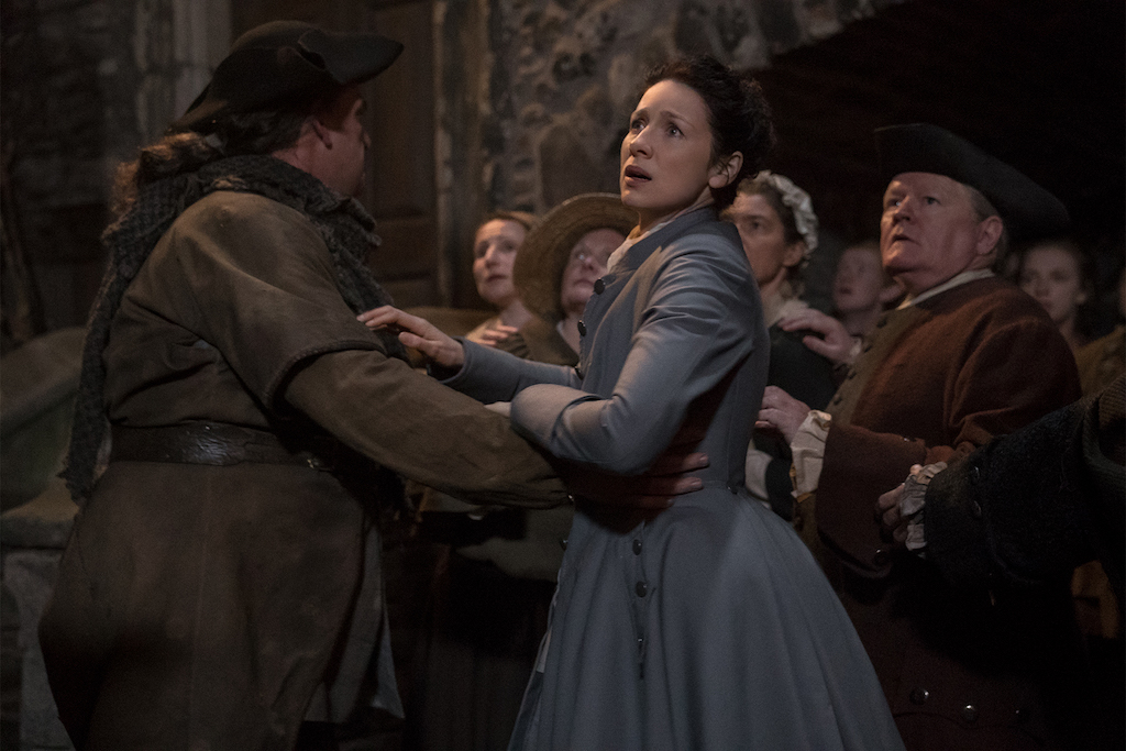 "PREVIEW: 'Outlander' Season 3, Episode 7 ""Crème de Menthe"""