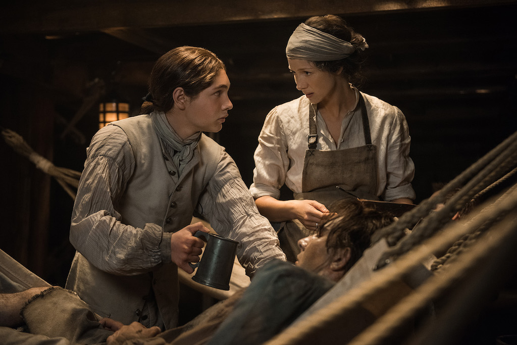 "PREVIEW: 'Outlander' Season 3, Episode 10 ""Heaven & Earth"""