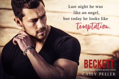 SPOTLIGHT: 'Beckett' by Casey Peeler
